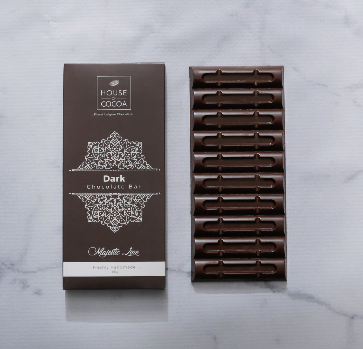 Majestic Dark Chocolate 53% Bar 85g