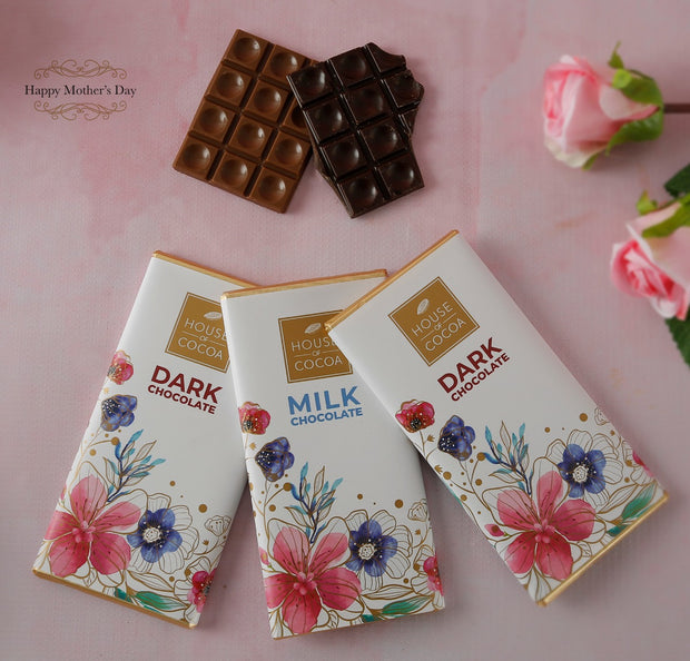 I Love You mom Bar - Milk 60 Gm
