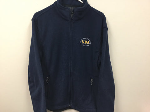 ALUMNAE FLEECE JACKET