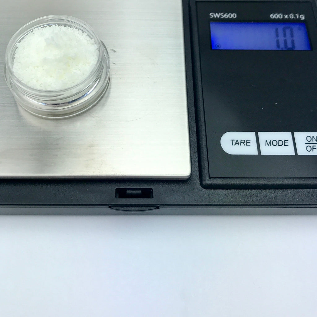 Nano CBD Isolate Crystalline 99.65% Purity for VAPE-FOOD-DRINK