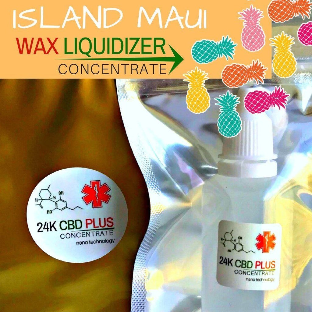 30ML(1 Oz)Liquidizer For Herbal Wax W/ Terpenes For Dab, Shatter Liquid