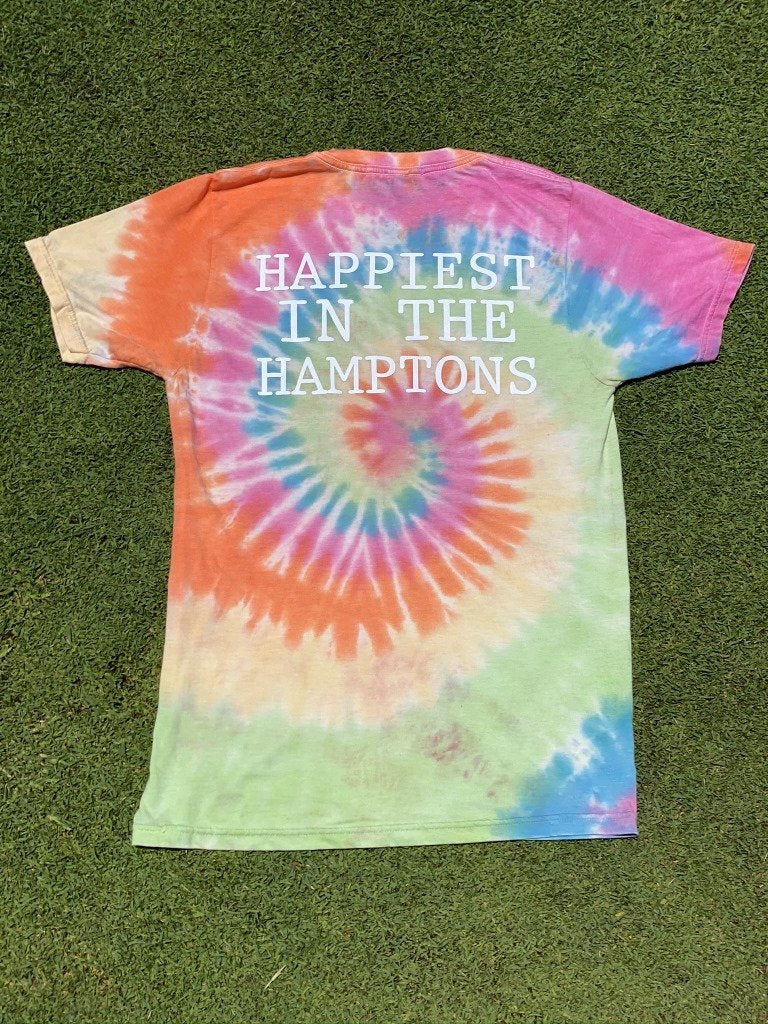 Happiest in the Hamptons Tee