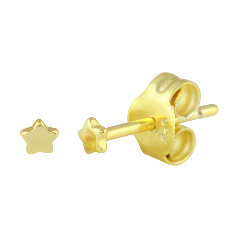 Single Star Earring - At Piece Kyle | Alene Too