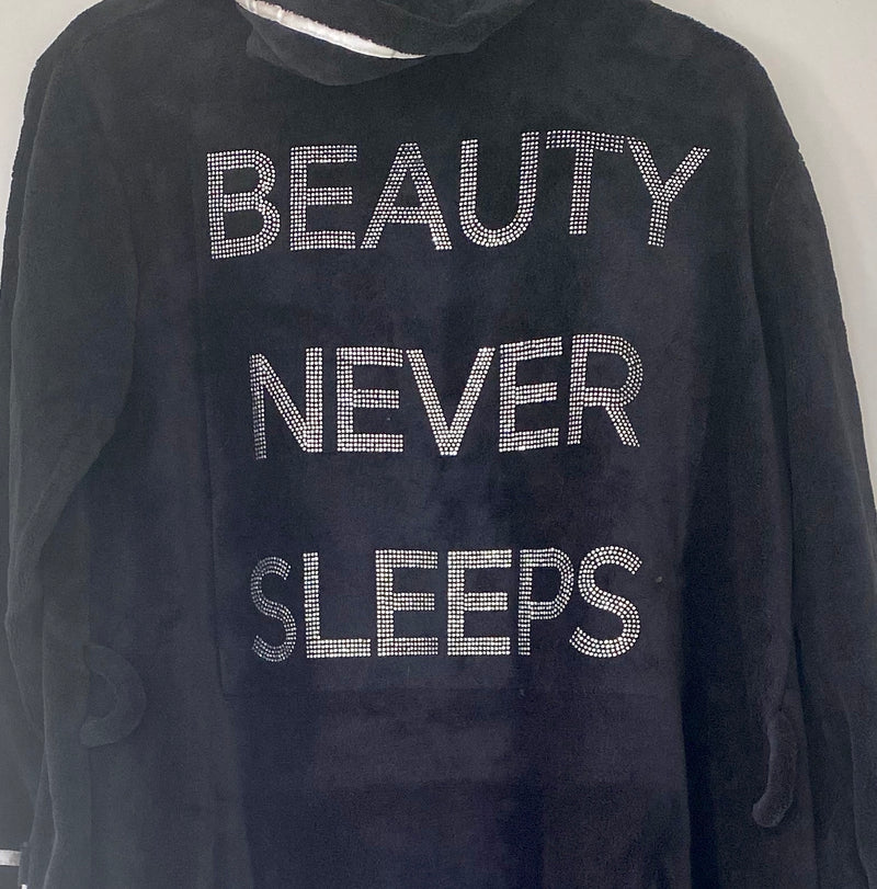 Beauty Never Sleeps Robe