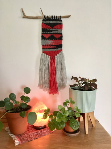 Handwoven Wall Hanging - 40% off