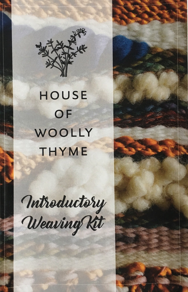 Weaving Instruction Manual