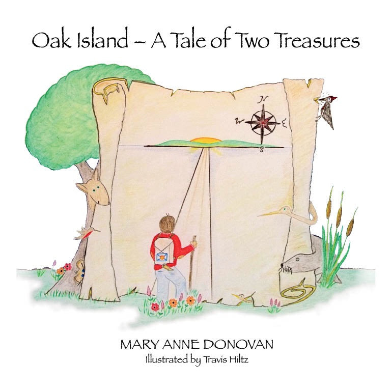 Oak Island - A Tale of Two Treasures