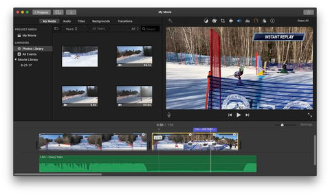 Top 3 Mac Apps for Editing Home Movies Rescued With LifeFlix