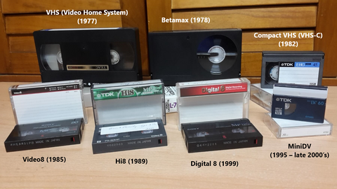 Top 4 Solutions For Rescuing Old 8mm Tapes Lifeflix