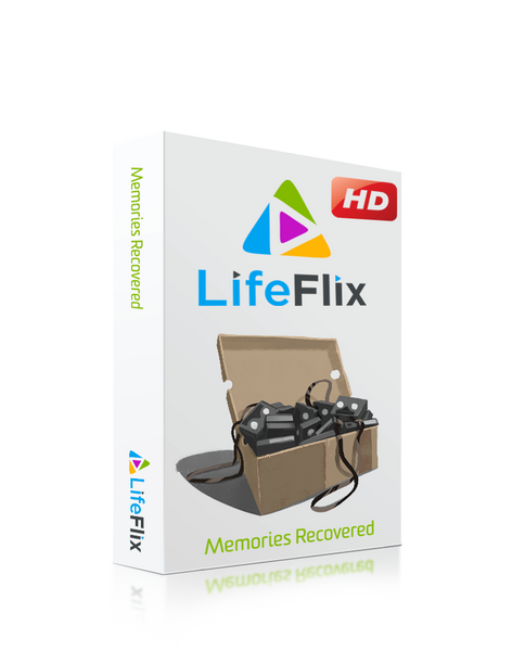 LifeFlix Importer and Editor 3.0