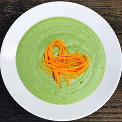 Pea Soup & Side Salad-Speedy Weekday Lunch Pre-Order