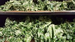 DINE & DEMO 9/27: Snack Attack! Kale Chips: Cheezy, Sour Creme & Onion, BBQ
