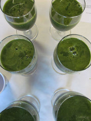 Food Plan: VITALITY = Daily Meal & Snack + Cold Pressed Green Juice + Green Smoothie + Probiotic