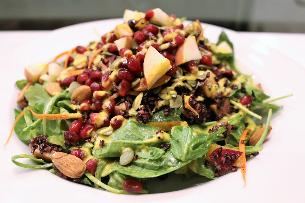 Hearty Winter Salad-Speedy Weekday Lunch Pre-Order