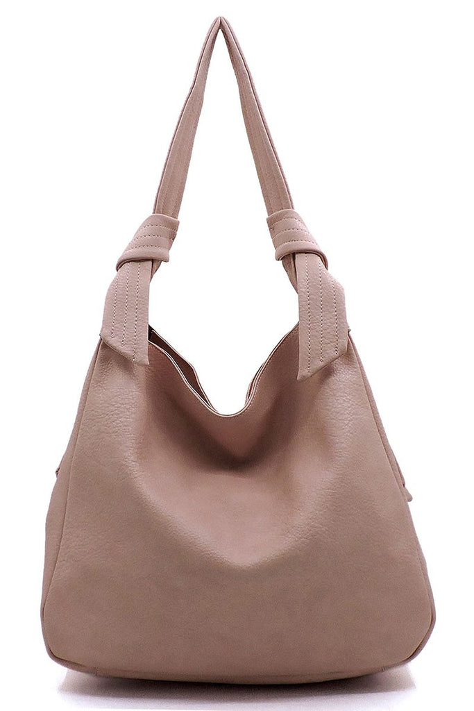 Slouch Shoulder Bag - S.O.S Save Our Soles