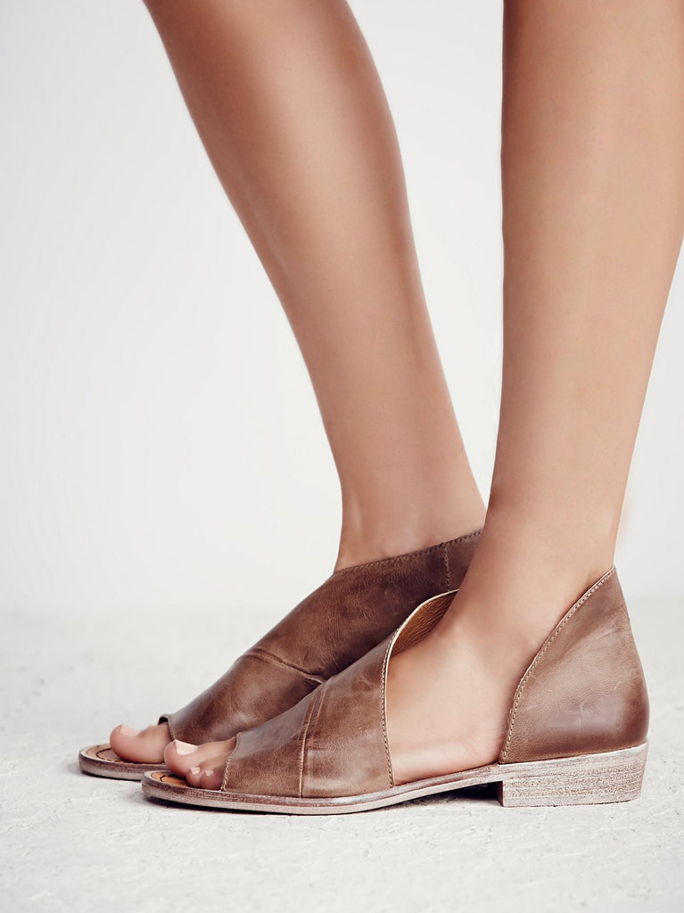 Free People Mont Blanc Sandal Brown