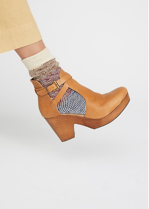 Free People Cedar Clog - S.O.S Save Our Soles