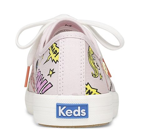 Keds X Betty Veronica Kickstart Pop Print