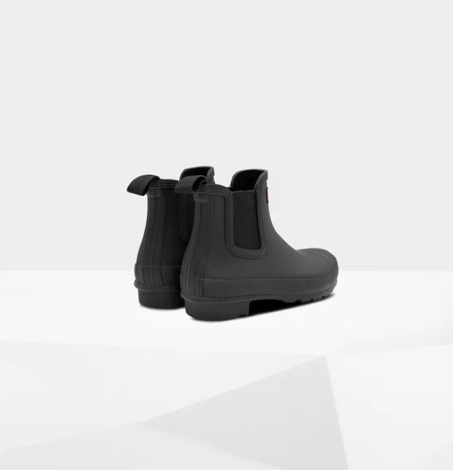 Hunter Chelsea Boot - S.O.S Save Our Soles