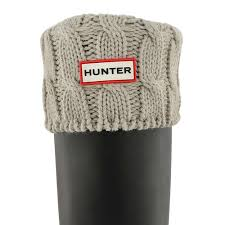Original Tall Hunter Boot 6 Stitch Cable Sock - S.O.S Save Our Soles
