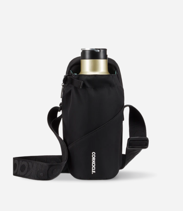 Corkcicle shoulder slingbag