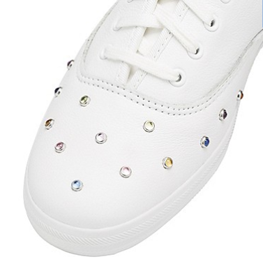 Keds Champion Starlight Leather Stud - S.O.S Save Our Soles