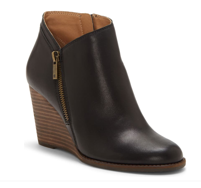 Lucky Brand Yewani Ankle Boot - S.O.S Save Our Soles