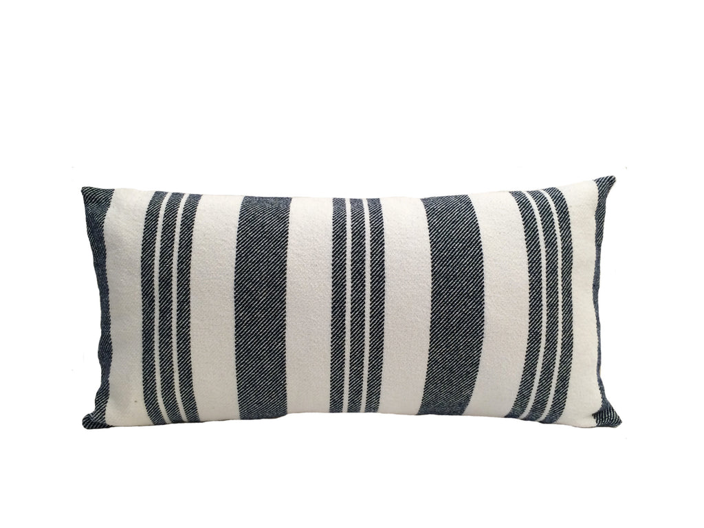 Beach Blanket Stripe Lumbar