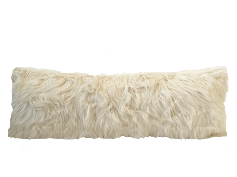 Faux Sheepskin Lumbar