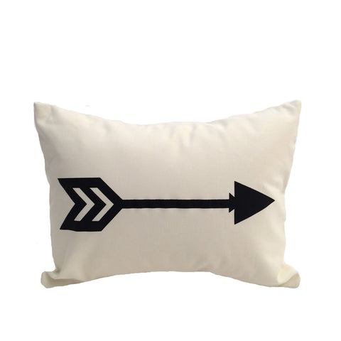 Arrow Accent Ivory