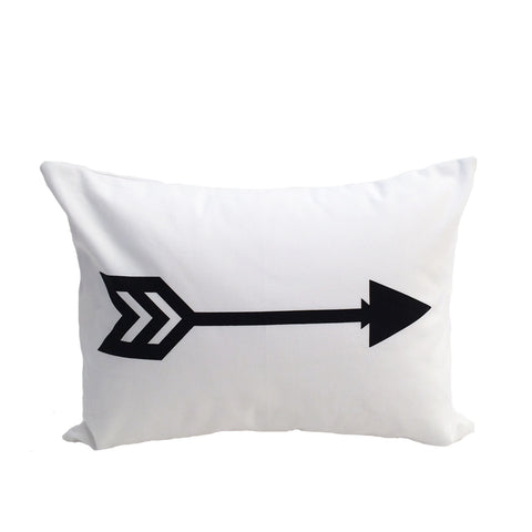 Arrow Accent White