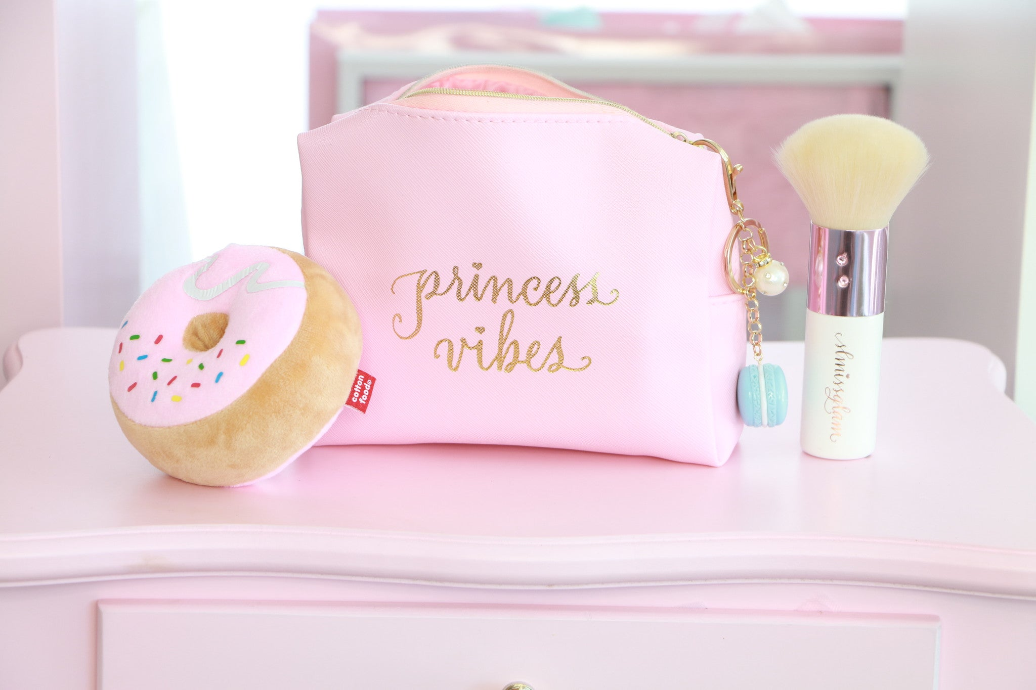 PRINCESS VIBES MAKEUP BAG💕