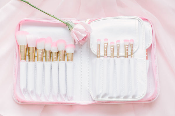 Pink Glam Brush Book♥
