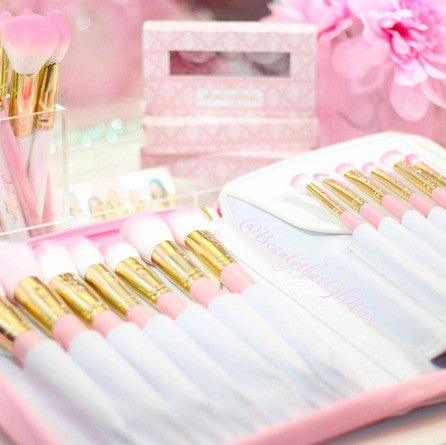 Pink Glam Brush Book💕