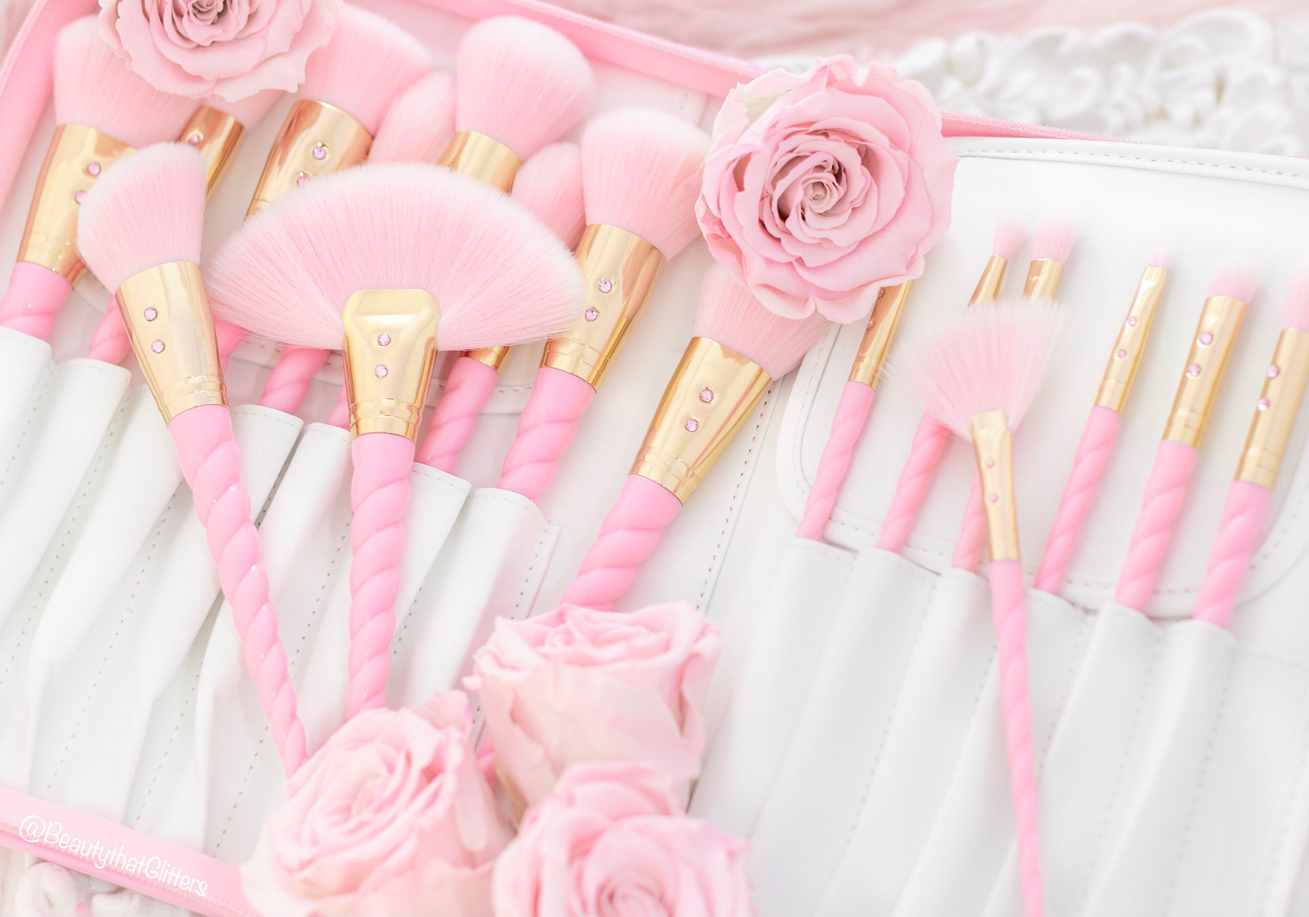 Pink Princess Brush Book💕