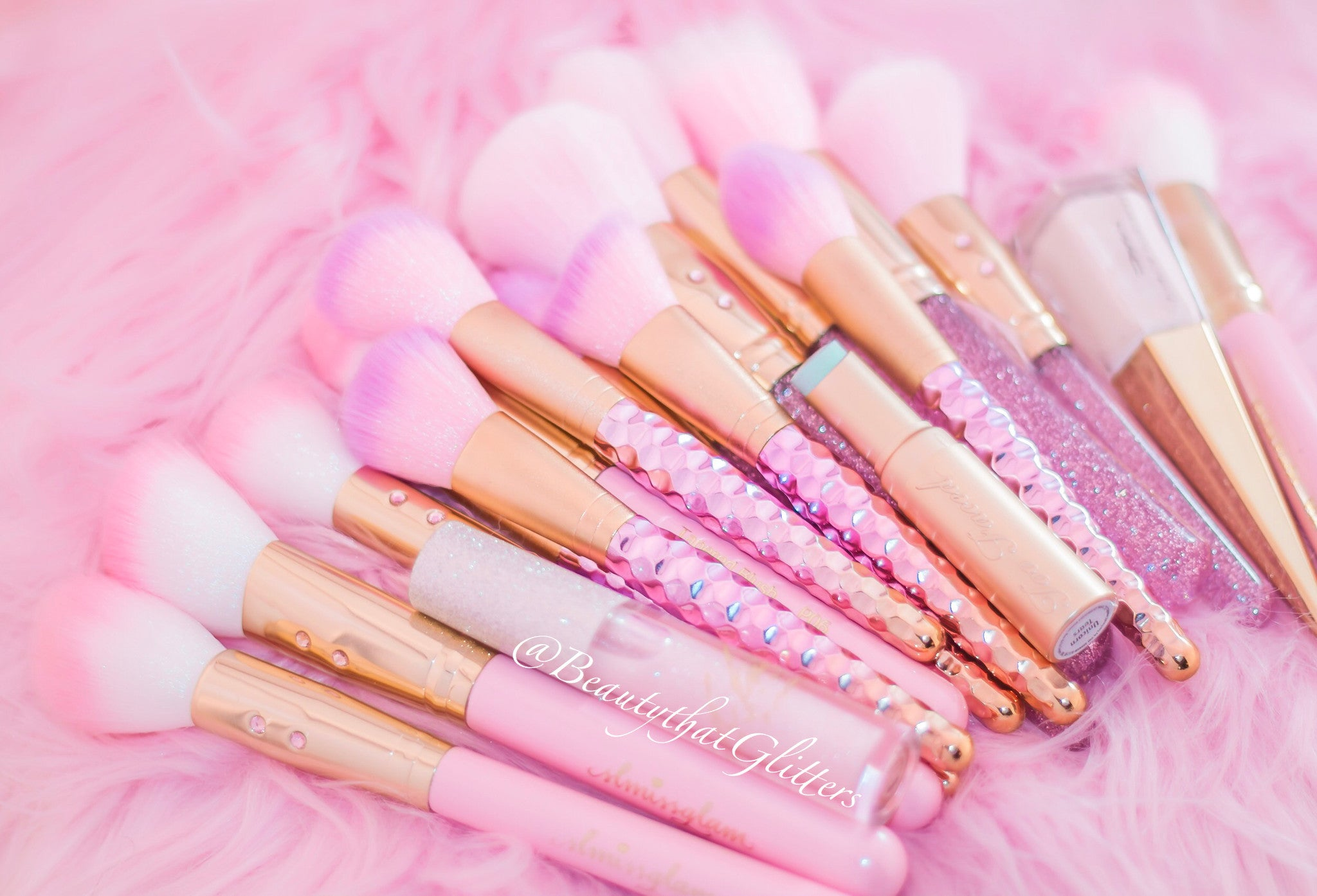 Unicorn Love Brush Set💕