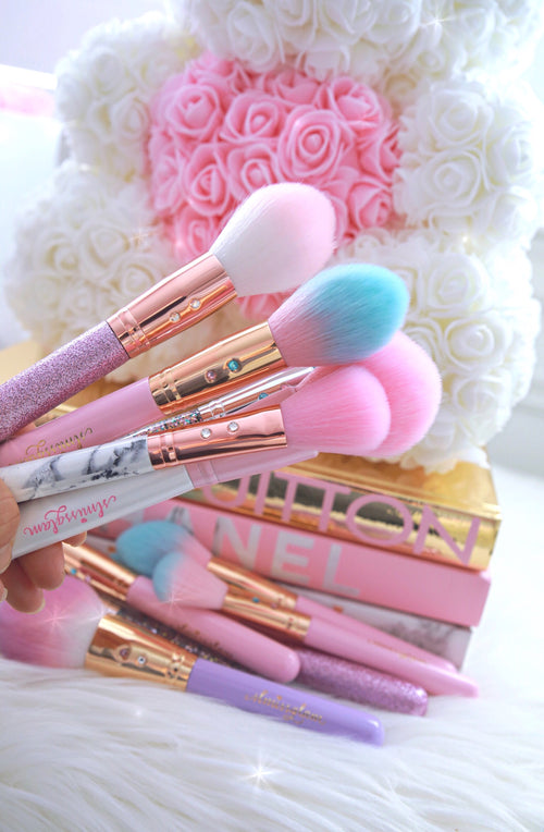 Marble Glam Blush Brush💕