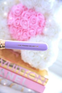 Lilac Flat Powder Brush💕