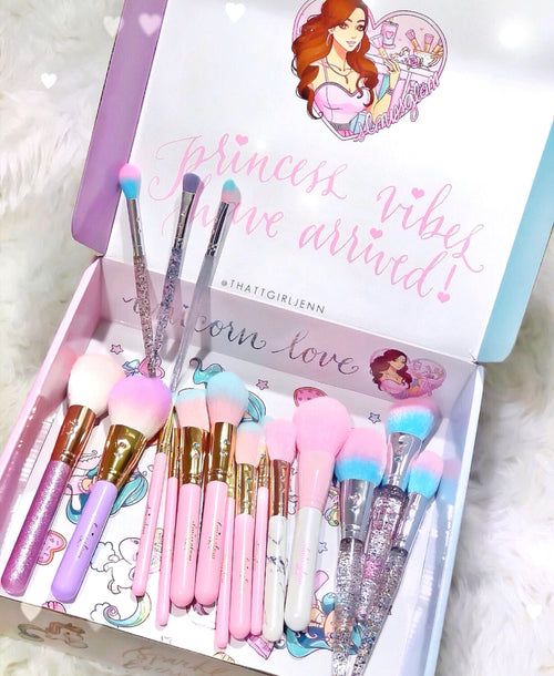 Pink Cotton Candy Face Set💕