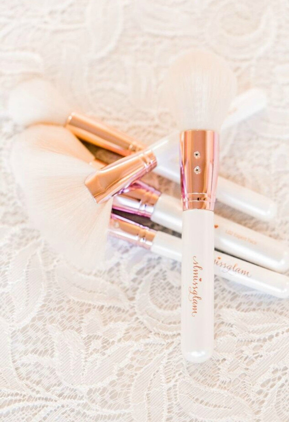 MissLizHeart Brush Set💕