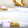 White Glam Brush Book♥