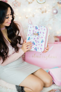 Sweet Unicorn Mermaid Book🦄💕