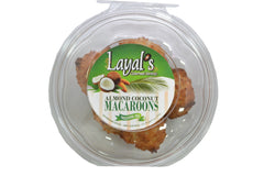 Coconut Macaroons - Layal's Gourmet Sweets