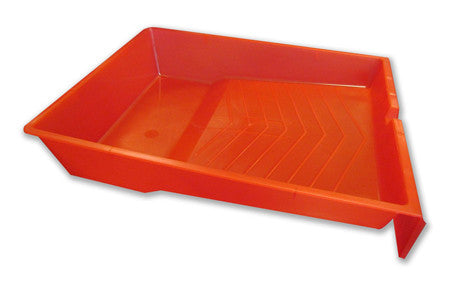 Paint Brush Cover Red Paint Tray