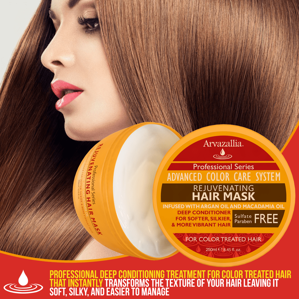 Advanced Color Care Rejuvenating Hair Mask And Deep Conditioner For