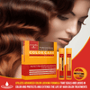 Arvazallia Advanced Color Care System with Argan Oil and Macadamia Oil - Shampoo, Conditioner, and Mask Set for Color-treated Hair