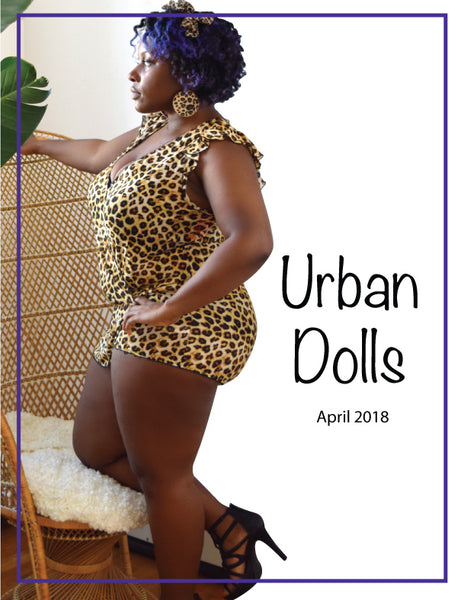 Urban Dolls photoshoot
