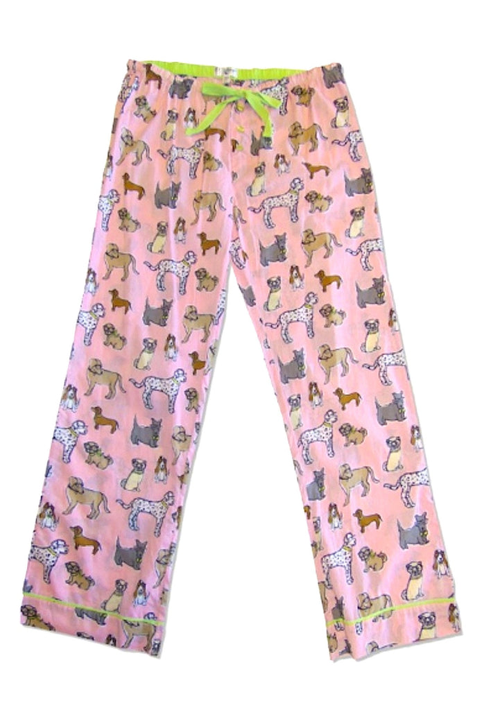 one smart puppy pajama pants