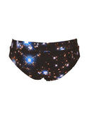 starry night swim bottom back