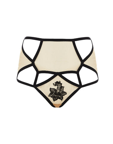 Triangles Balconette Bra